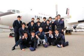 一等航空運航整備士(YS-11)全員合格!