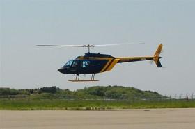 日本航空学園 ヘリコプタベル206