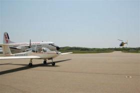 日本航空学園 ベル206ジェットレンジャー