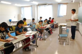 日本航空専門学校能登空港キャンパス資格対策特別講座!