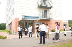 日本航空専門学校能登空港キャンパス 学生寮見学